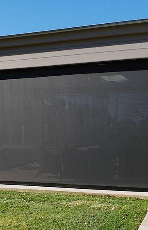 Outdoor Zipscreen Blinds 1
