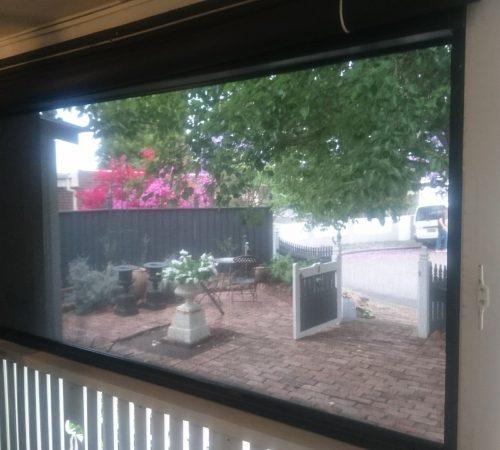 Outdoor Zipscreen Blinds 12