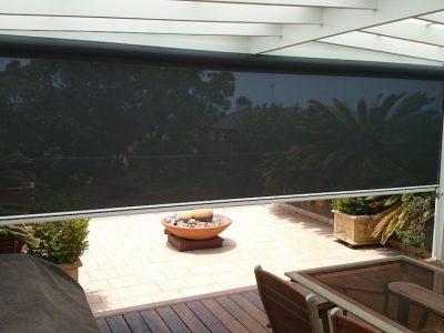 Outdoor Zipscreen Blinds 14